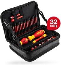 Werkzeug Set slimVario® electric gemischt 31-tlg.
