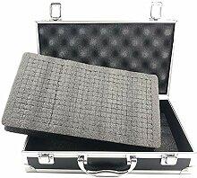 Werkzeugbox Aluminium Werkzeugkasten Tragbares