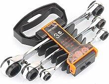 Werkzeuge 3 PCS Ratsche Spanner Set Keys 72T