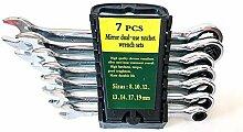 Werkzeuge 8-19mm Schlüsselsatz mit Ratsche