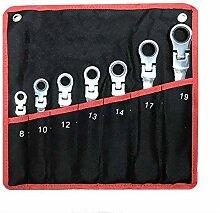 Werkzeuge Auto-Reparatur-L Typ Steckschlüssel-Set