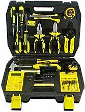 Werkzeugkasten Werkzeugsatz Haushaltswerkzeugsatz