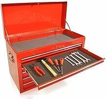 Werkzeugkiste Aufsatz 6 Schubladen S47 ro
