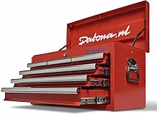 Werkzeugkiste mit 6 Schubladen und