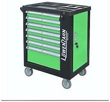 Werkzeugkiste Premium XXL Werkzeugwagen gefüllt 7