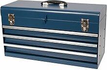 Werkzeugkiste, standard, klein, blau