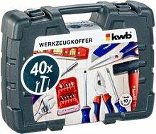 Werkzeugkoffer 40tlg