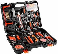 Werkzeugkoffer CATUO Werkzeugkoffer bestückt 108