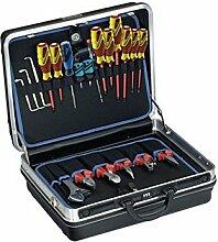 Werkzeugkoffer Elektriker mit Sortiment 90-teilig
