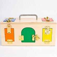 Werkzeugkoffer Kinder Konstruktionsspielzeug