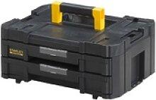 Werkzeugkoffer mit 2 Schubladen TSTAK IV