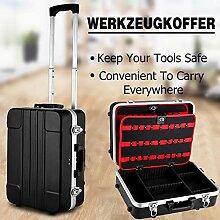 Werkzeugkoffer mit Rollen Qualitätswerkzeug
