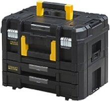 Werkzeugkoffer mit Schubladen TSTAK Combo