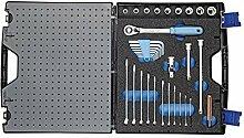 Werkzeugkoffer TOURINg mit Sortiment 47-teilig