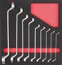 Werkzeugmodul 2/3 Doppelringschlüssel FORMAT