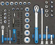 Werkzeugsortiment 147tlg. - Gedore