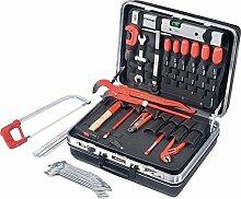 Werkzeugsortiment 40 tlg. Heizung/Sanitär im Koffer