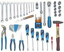 Werkzeugsortiment TOURING 49-tlg. - Gedore