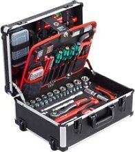 Werkzeugtrolley 238-teilig, Knipex & Wera