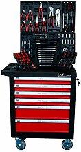 Werkzeugwagen ATI-Tools befüllt mit 302-teiligen