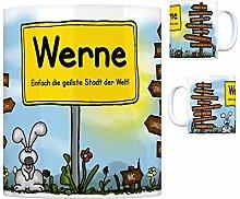 Werne - Einfach die geilste Stadt der Welt