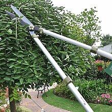 Wert, 29in. -42in. L Teleskop-Heckenschere,