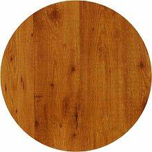 Werzalit / hochwertige Tischplatte/Pinie / Runde