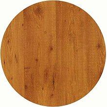 Werzalit / hochwertige Tischplatte/Pinie/runde