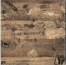 Werzalit Tischplatte, Dekor Ex Works 60x60 cm