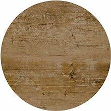 Werzalit Tischplatte Dekor Findus 60 cm rund