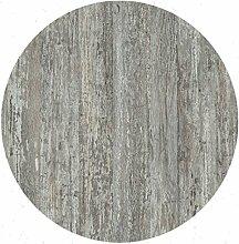 Werzalit Tischplatte, Dekor Montpellier 80 cm rund