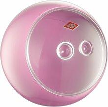 Wesco 223201-26 Vorratsdose Spacy Ball 24.80 x 22.50 cm, rosa