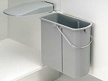 Wesco 700411-85 Einbau Abfallsammler flach
