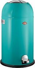 Wesco Abfallsammler KICKMASTER 33 Liter blau