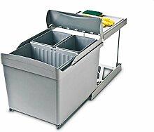 Wesco Automatic Boy 776511-71 Einbau Abfallsammler