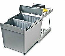 Wesco Automatic Boy 776711-71 Einbau Abfallsammler