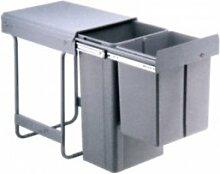 Wesco Big 40 757822-85 Einbau Abfallsammler