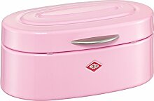 Wesco Mini Elly Vorratsdose, Stahl, Pink, 22.5 x