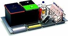 Wesco Pullboy Flex 100 Einbau Abfallsammler Mülleimer Abfalleimer 836945-11 neu