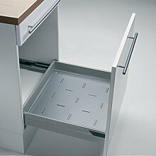 Wesco Pullboy Vario 833605-85 Einbau Abfallsammler Abfall-Eimer Mülleimer Küche