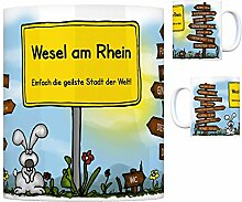 Wesel am Rhein - Einfach die geilste Stadt der