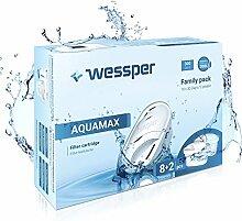 Wessper® AQUAMAX Filterkartuschen / Wasserfilter