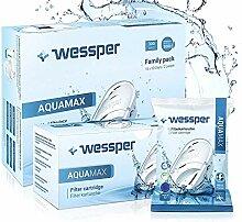Wessper Wasserfilter Kartuschen Kompatibel mit