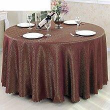 Western Hotel große Runde Tischdecke/Tischdecke decke/ einfache und moderne Garten Tischdecke/ Mode die Tischdecke-B 140x160cm(55x63inch)