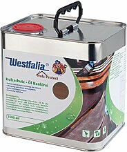 Westfalia Teak Öl Douglasie, Wasserstopp