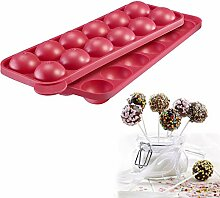 Westmark Cake Pop-Backform, Für 12 Cake Pops,