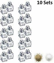 Westmark Mini-Gewürzstreuer-Set, 20 Stück,