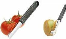 Westmark Tomaten-/ und Kiwischäler mit gezackter