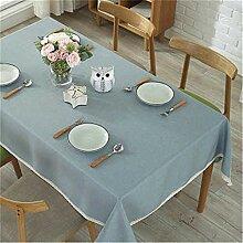 WESYY Tischdecke Tischläufer Tischtuch