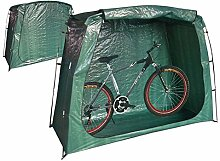 Wetterschutzplane Schutzhülle Fahrradgarage, Zelt